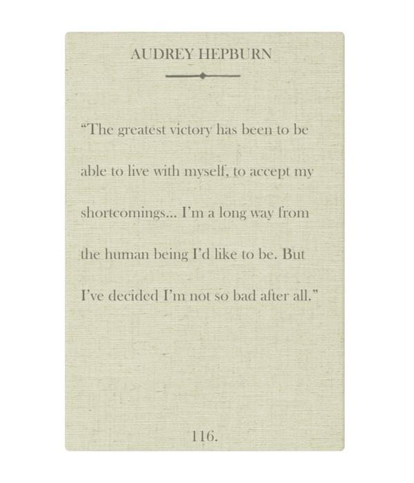 Hepburn Greatest victory