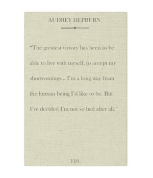 Hepburn Greatest victory