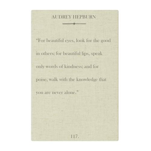 Hepburn Beautiful eyes