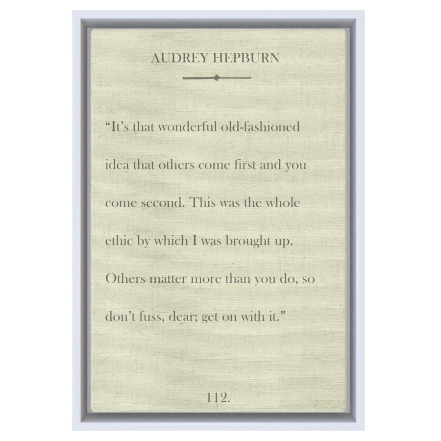 Hepburn Wonderful