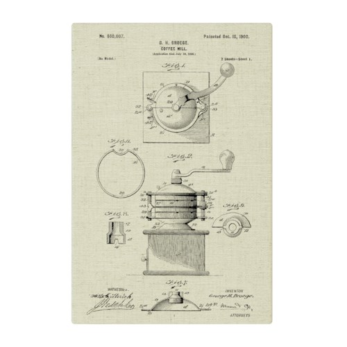 Droege Coffee Mill natural