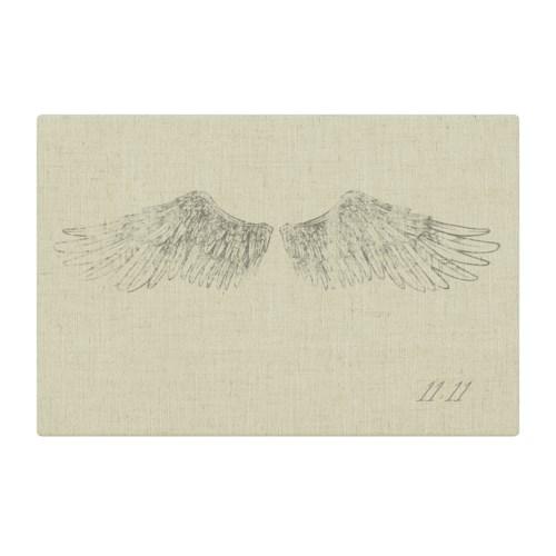 Angel Wings Horizontal natural
