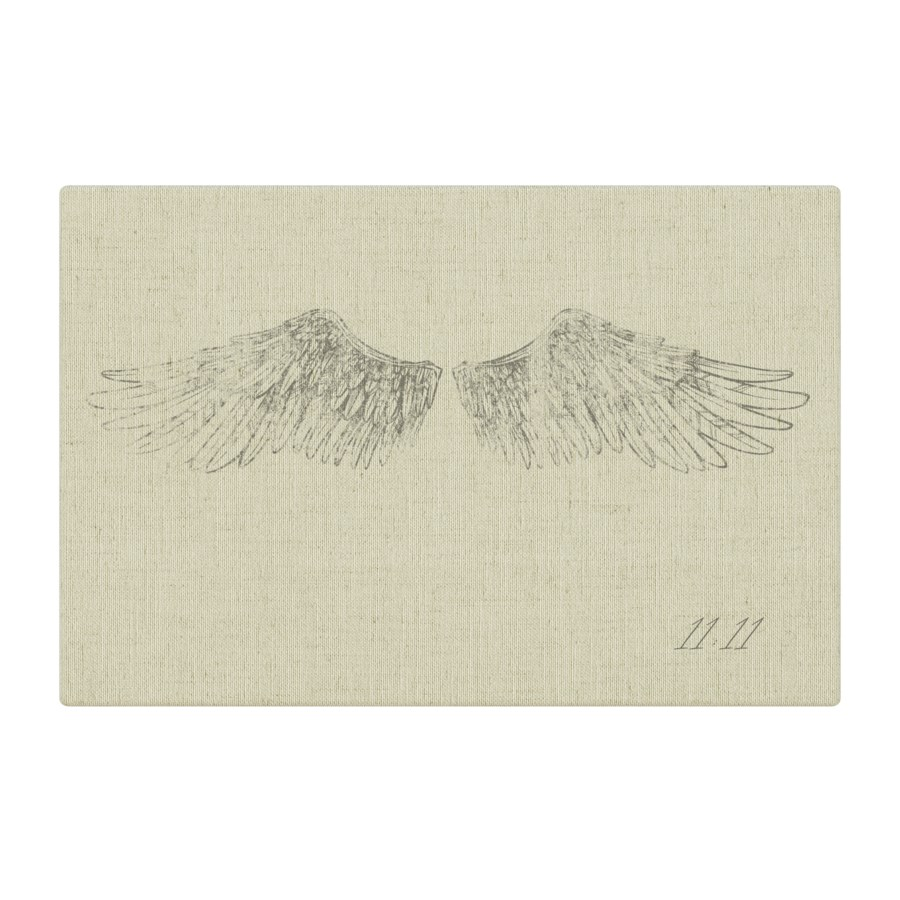 Angel Wings Horizontal natural