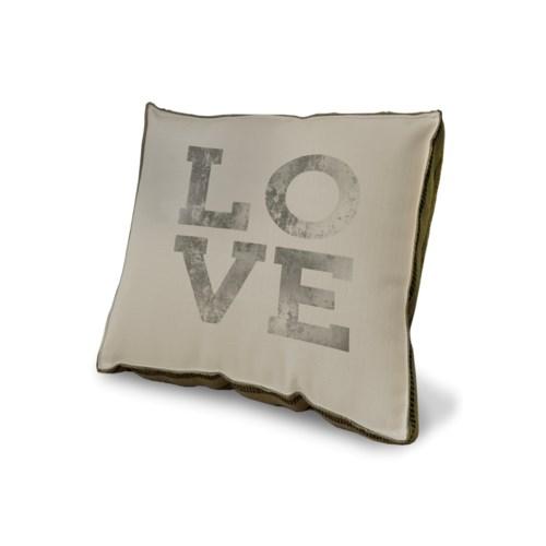 Vintage Love pillow