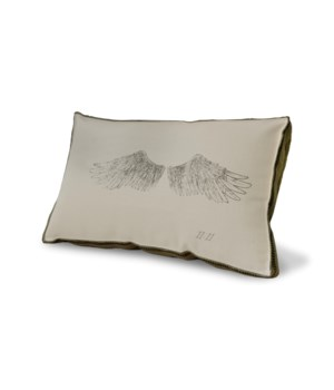 Angel Wings pillow