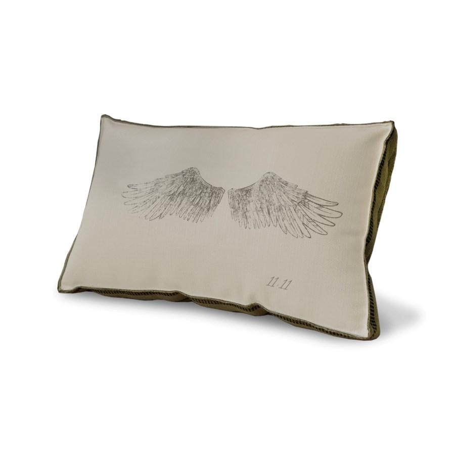 Angel Wings pillow