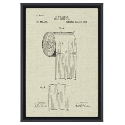 Toilet Paper Blueprint
