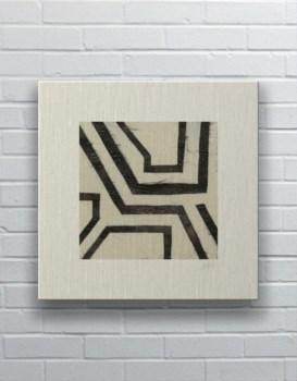 Hieroglyph III-Abstract