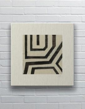 Hieroglyph VIII-Abstract
