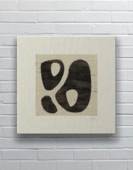 Hieroglyph IX-Abstract