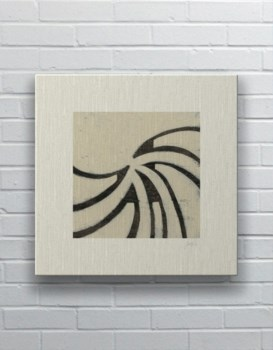 Hieroglyph XII-Abstract