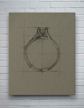 Ring Design II-Fashion and Figurative