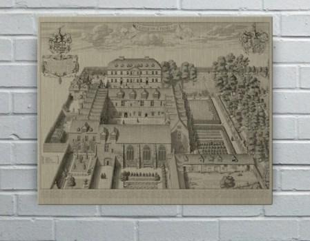 Oxford View-Architecture