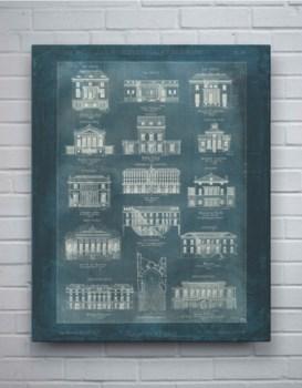 Maisons a Paris-Architecture