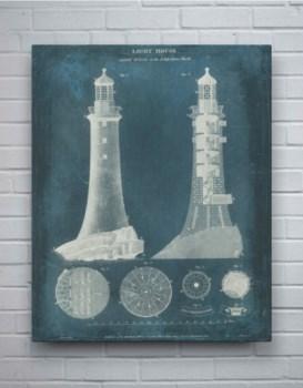 Lighthouse Blueprint-Architecture