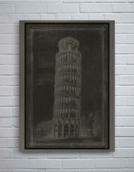 European Icon Blueprint II-Architecture