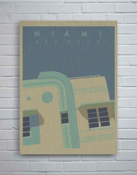 Art Deco Miami-Architecture