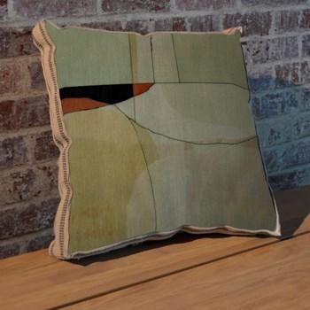 Beholder III pillow-Abstract