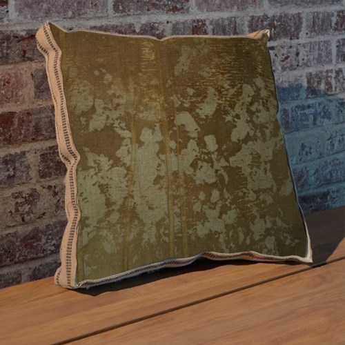 Golden Rule I pillow-Abstract