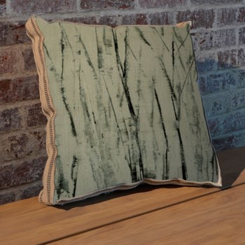 Birches I pillow-Botanical and Floral