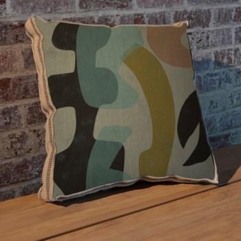 Sass III pillow-Abstract