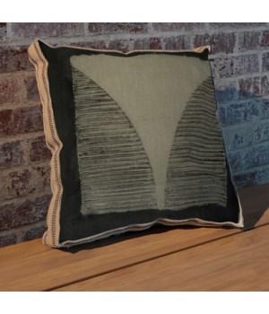 Amplitude pillow-Abstract