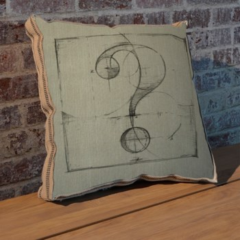 Drafting ? pillow-Design Elements