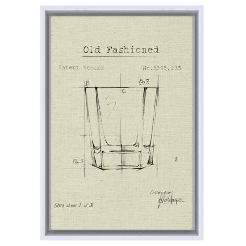 Barware Old Fashioned Glass natural