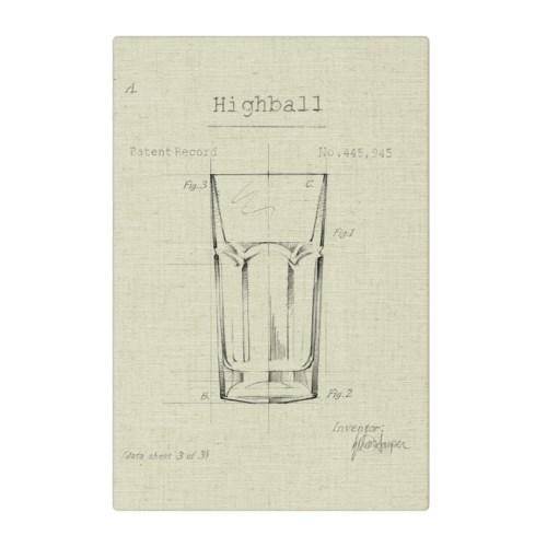Barware Highball natural