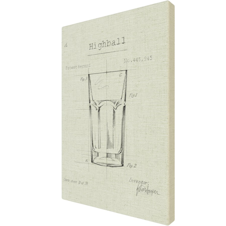 Barware Highball natural