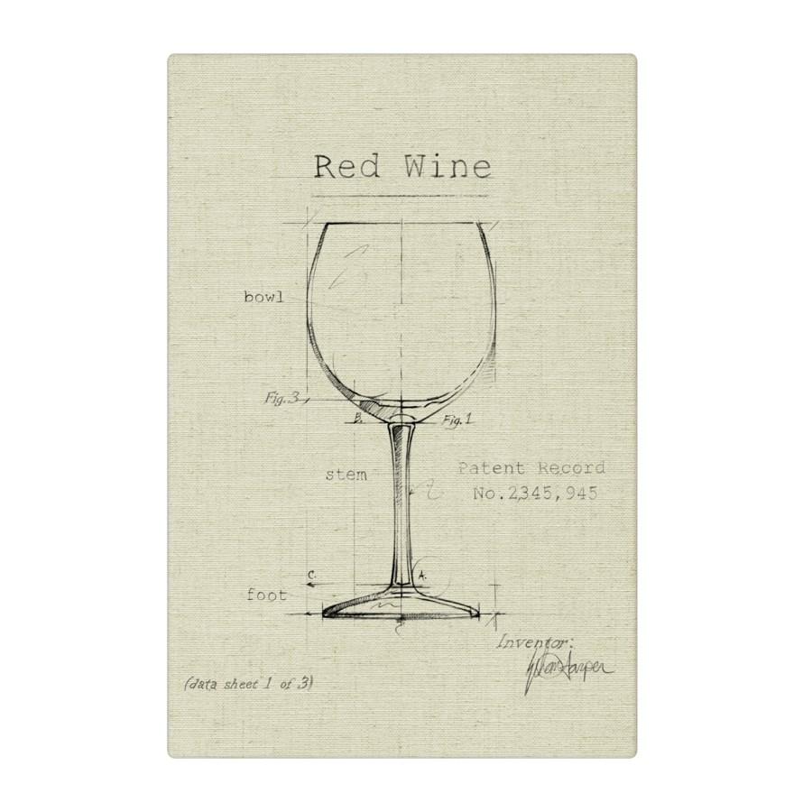 Barware Red Wine natural