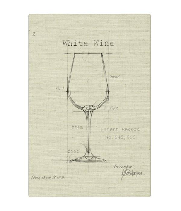 Barware White Wine natural