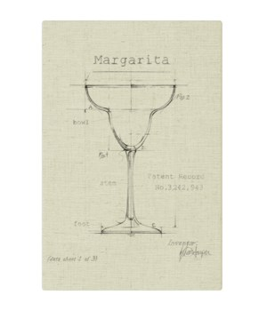 Barware Margarita natural