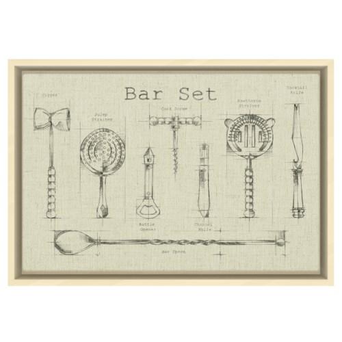 Bar Set on natural