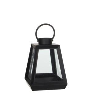 Lantern black - l22,5xw22,5xh30,5cm