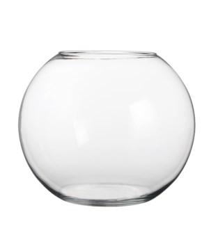 Babet vase ball glass - h31xd40cm