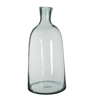 Florine bottle transparent - h58xd26cm