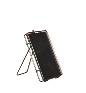 Lisan picture frame copper - l10xw15xh5cm