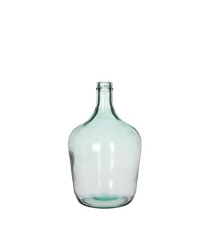 Diego bottle transparent - h30xd18cm