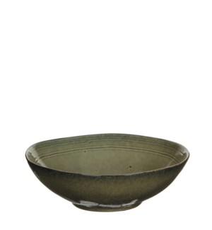 Tabo bowl cream - h9xd30,5cm
