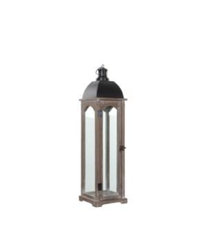 Rani lantern grey - l18xw18xh70cm