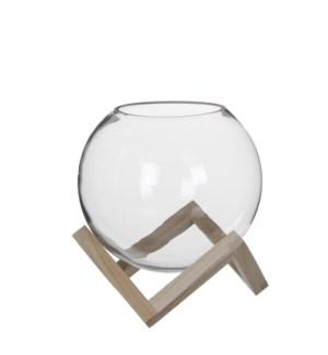 Tokio ball glass - h28xd25cm