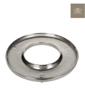 "Lumina Ring 11.75x1.5"" Silver"