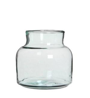 """Vienne Vase 8.25x7.75"""""""