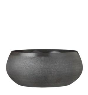 Douro bowl round d. grey - h14xd34cm