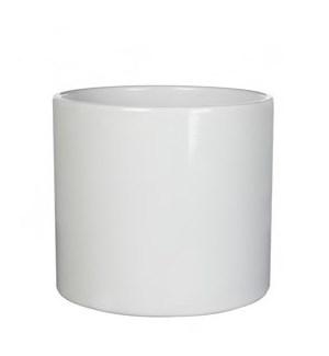 """Era Pot 9x8.5"""" White"""