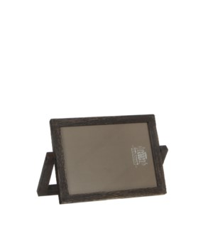 "Cristo Frame 6x4"" Dark Brown"