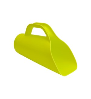green basics scoop xxl lime green