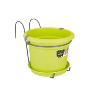 green basics balcony potholder allin1 lime green