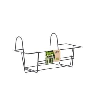 green basics balcony rack 80cm anthracite